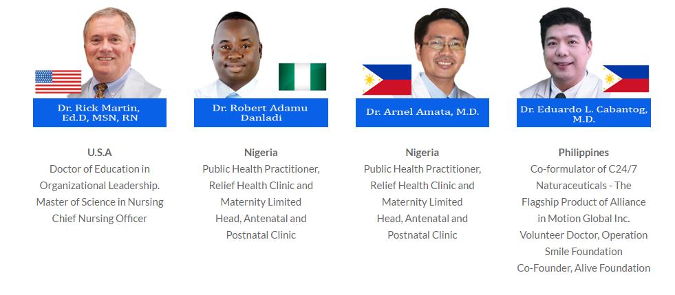 AIM World Advisory council part 1