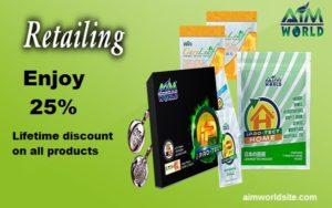 AIM World retailing