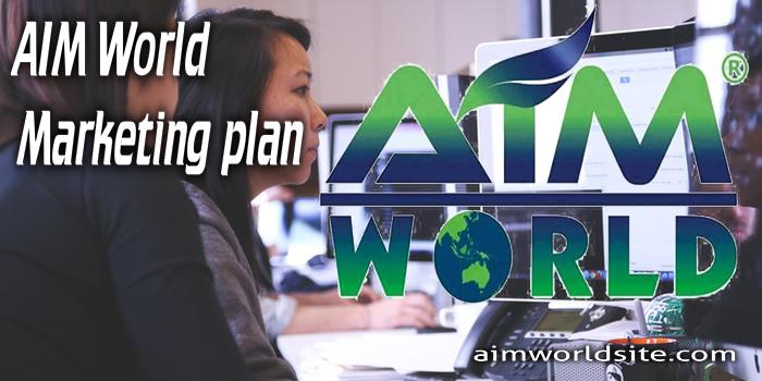AIm World Marketing Plan