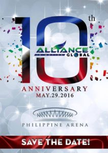 10th year anniversary of AIM Global