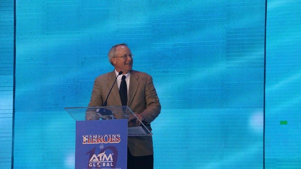 Dean Morris AIm Global 10th year anniversary