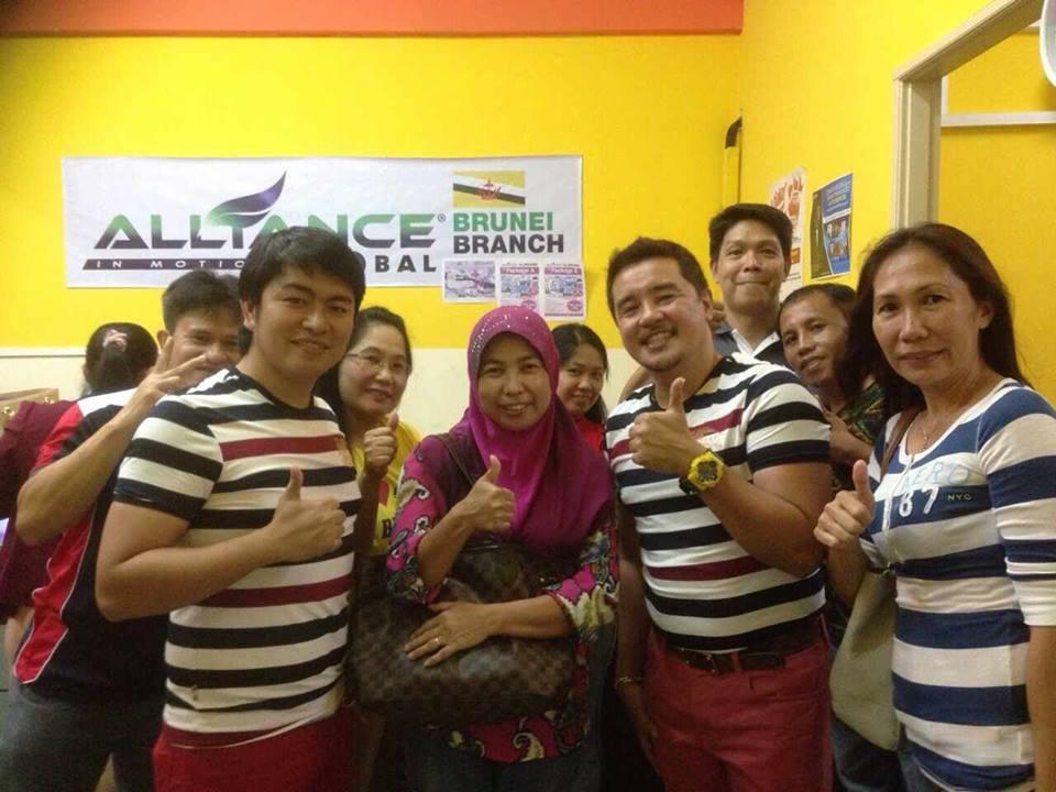 aim global brunei branch