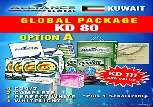 aim global kuwait package