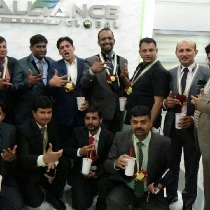 aim global pakistan achievers