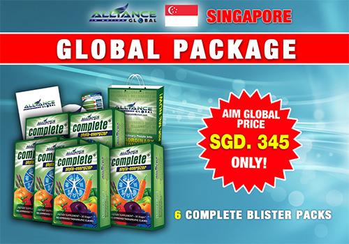 aim global singapore package