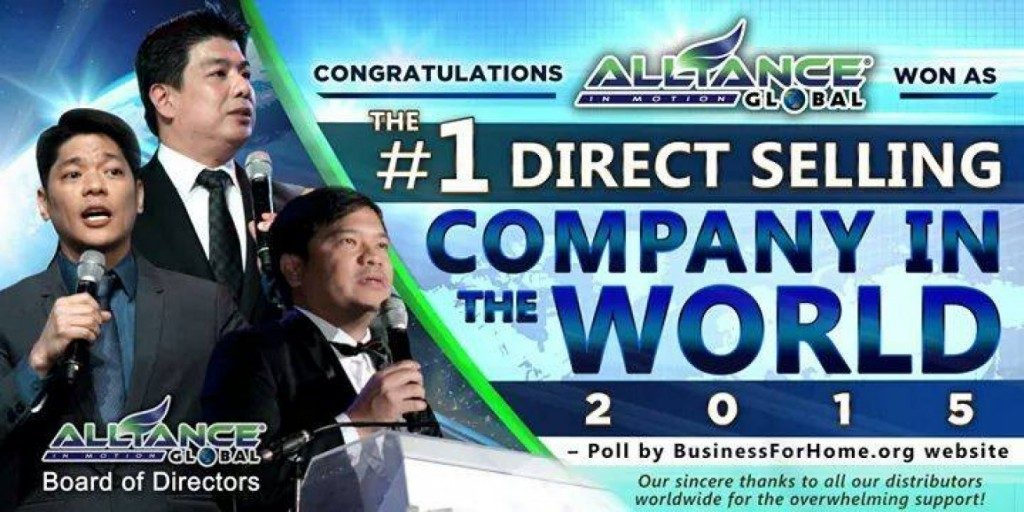 top-direct-selling-company-in-the-world-2016