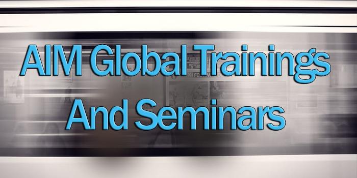 AIM Global Trainings and Business Seminars