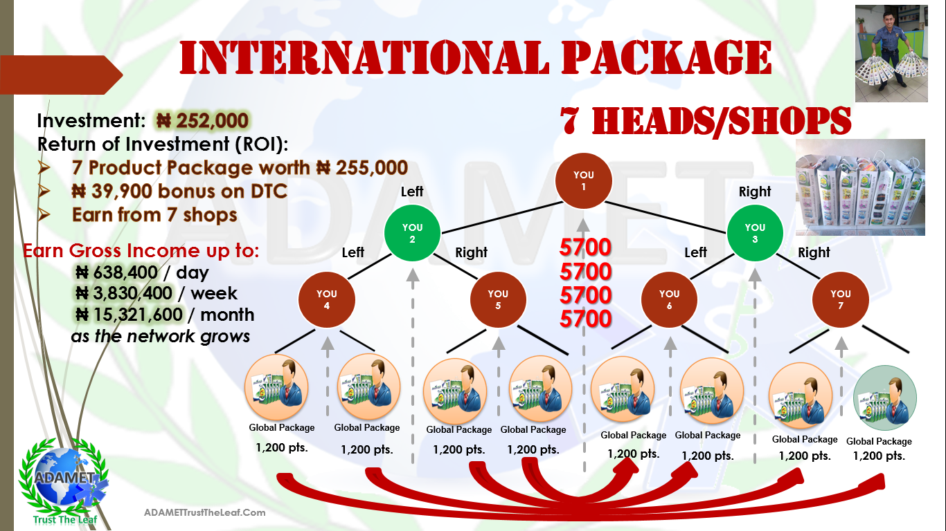 Aim Global 7 Heads Nigeria