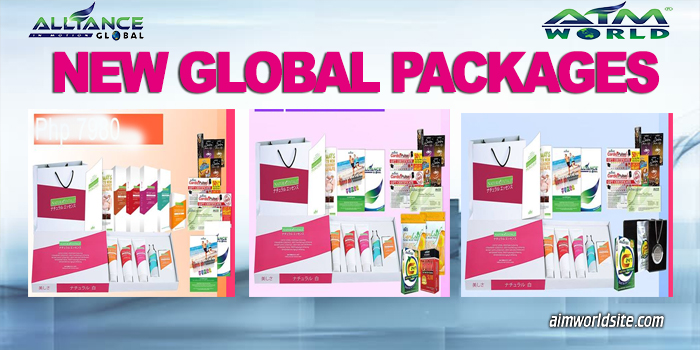 New Global Packages of AIM Global