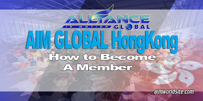 AIM Global Hong Kong