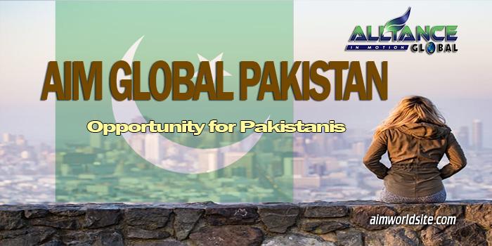 AIM Global Pakistan