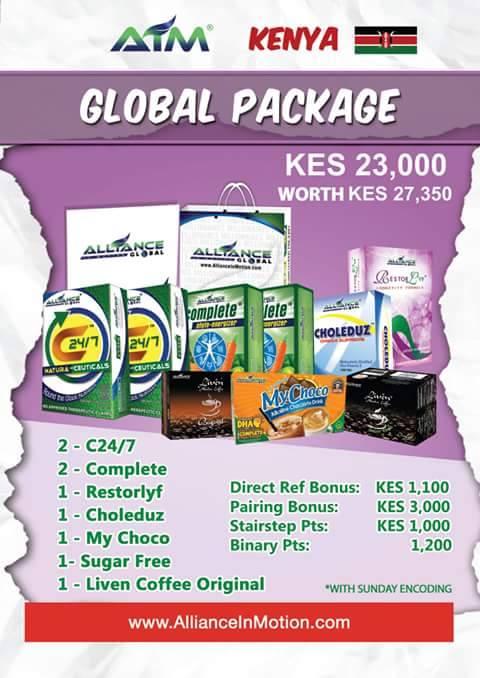 AIM Global Kenya GP