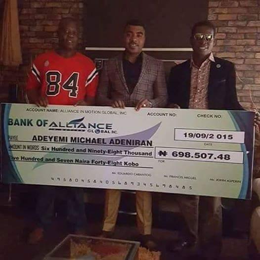 AIM Global Nigeria testimony
