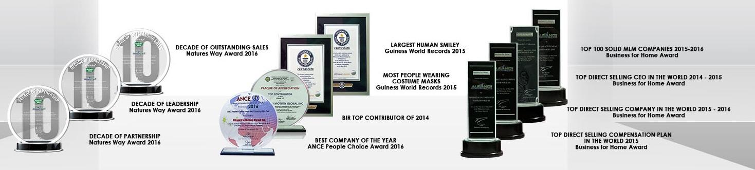 aim global award 2015