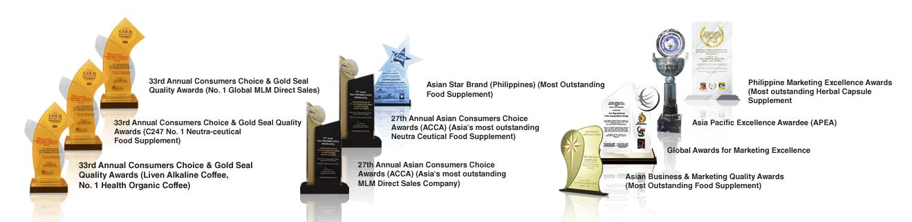 aim global award