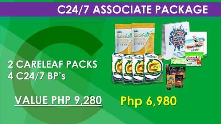 c247 associate pack