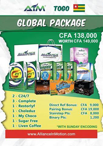 AIM Global Togo GP