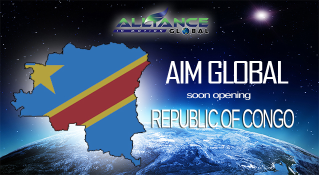 How to Join AIM Global From The Republic of Congo