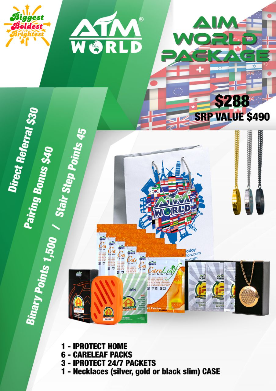 aimworld package
