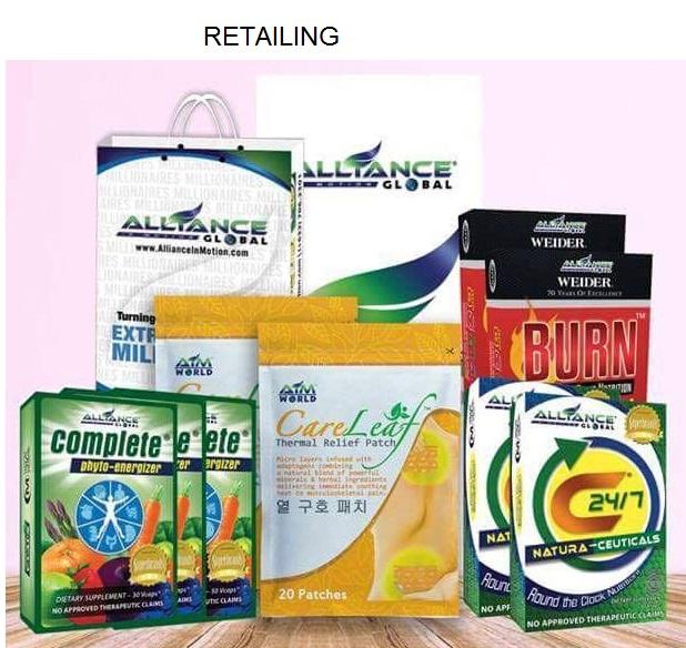 AIM WORLD PNG Retailing