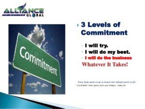 ndo commitment