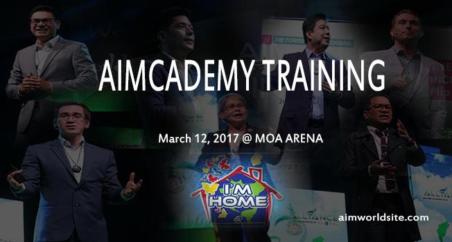 aimcademy training 11th year anniversary