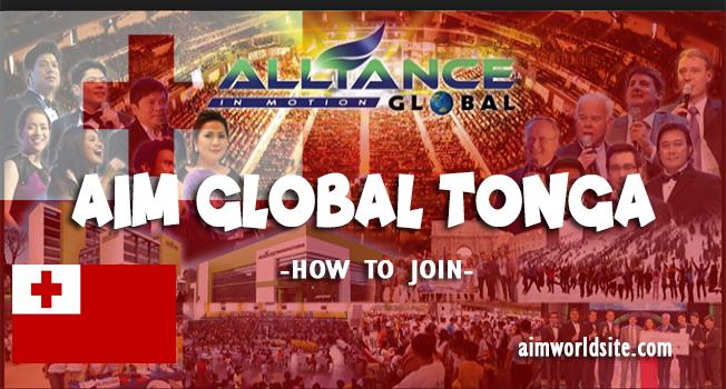 AIM GLOBAL TONGA