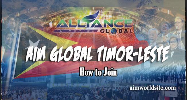 AIM Global Timor-Leste