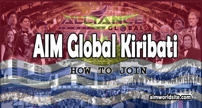 AIM global kiribati